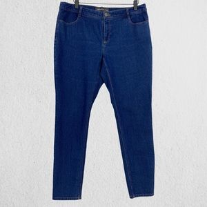 Reitmans Jeans Medium Wash 10 Petite